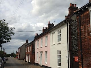 New Street, Holt, North Norfolk:  Houses by Green Street Property Development Limited