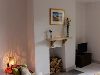 New Street, Holt, North Norfolk:  Living room by Green Street Property Development Limited
