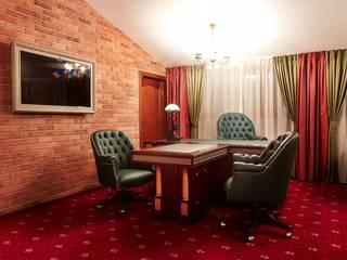 Center of interior design Hoteles de estilo clásico