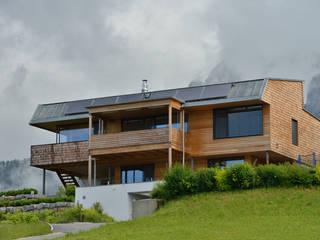 Einfamilienhaus:  Häuser von Thoma Holz GmbH