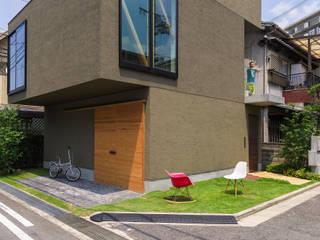 Y-House: タカヤマ建築事務所が手掛けた庭です。,