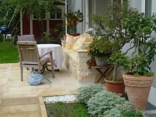 Mediterraner Garten von Claudia Wolf GARTENDESIGN Mediterran