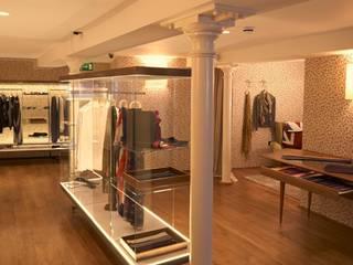 Ristorante Salotto & Roda - Londra Archifacturing Negozi & Locali commerciali in stile classico