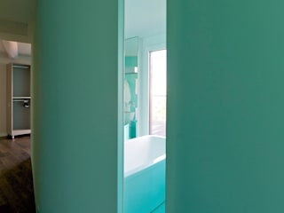3rdskin architecture gmbh Eclectic style bathrooms