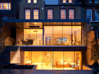 Bolingbroke Grove:  Windows  by Quartet Architecture