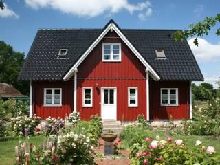 Typ Göteborg von Fjorborg Häuser GmbH & Co KG Skandinavisch