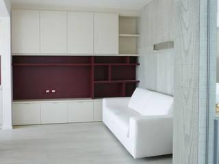 Mutaazione, idea condivisa per la casa Soggiorno moderno di mod-o Moderno