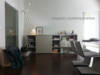 showroom contemporanea interiorismo de contemporánea Moderno