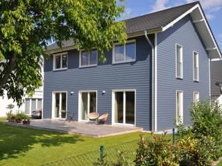Typ Marstrand von Fjorborg Häuser GmbH & Co KG Skandinavisch
