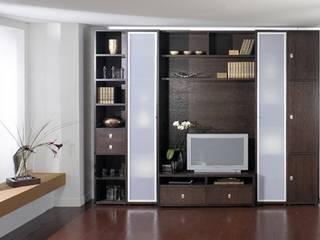 Bibliotheques, placards et lits sur mesure:  de style  par Rangeocean