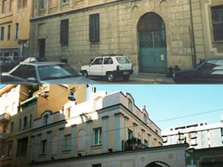 Abitazione privata e S.P.A. a Milano di Studio di Architettura Parodo