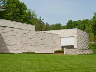 Textilmuseum Abegg-Stiftung, Riggisberg Kt. Bern Moderne Museen von OAP Architektur und Projekte Modern