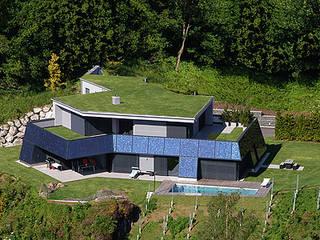 energieautarkes Wohnen: moderne Häuser von wagner projekt gmbh