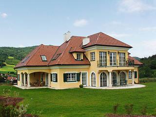 Neubau Landhaus in Niederöstererich: landhausstil Häuser von wagner projekt gmbh