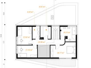 Dom miejski: styl , w kategorii  zaprojektowany przez doomo