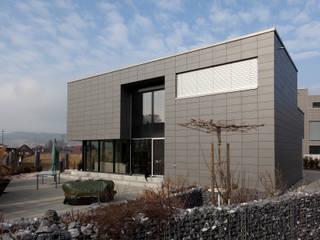 Hildenhöfli:  Häuser von Hans Ritschard Architekten AG