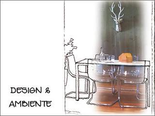 Design u. Ambiente: moderne Arbeitszimmer von wagner projekt gmbh
