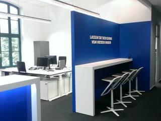 Agentur in Oberhausen Moderne Bürogebäude von Zittrich Corporate Interior Modern