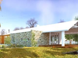 Dom Energooszczędny od WW Studio Architektoniczne