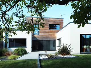 MAISON BBC Maisons modernes par AMT Moderne