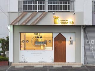 cadeau de rincotté カド・ドゥ・リンコット: コムデザインラボが手掛けたオフィススペース&店です。