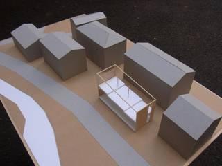 葉山の住宅 オリジナルな 家 の 佐藤重徳建築設計事務所 オリジナル