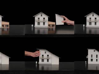 de [GAA] GUENIN Atelier d'Architectures SA Moderno