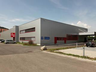 Unitec:  Geschäftsräume & Stores von Hans Ritschard Architekten AG