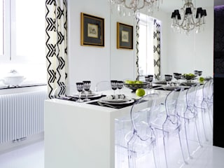 t design Eclectic style dining room