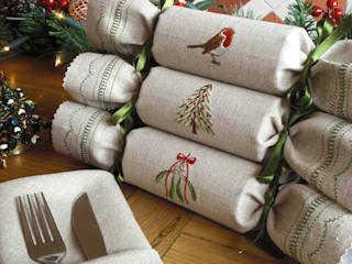 Woodland Christmas par Kate Sproston Design Rural