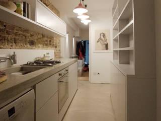 Victoria Park, London E9 Tendeter Minimalist kitchen