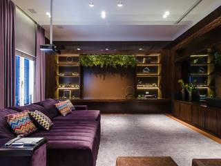 Fotografia de Arquitetura | Interiores Salas multimídia modernas por Christiana Marques Fotografia Moderno