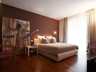 Archifacturing Chambre moderne