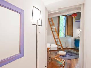 Koridor & Tangga Modern Oleh RCFZERO Modern