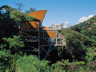 Moderne huizen van JOAO DINIZ ARQUITETURA Modern