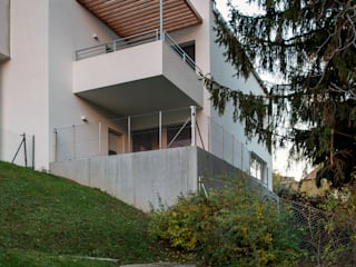 Case in stile  di Abendroth Architekten