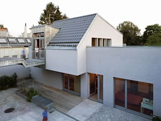 Modern houses by Abendroth Architekten Modern