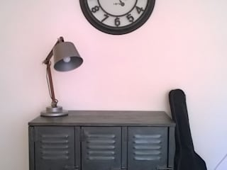 Nos meubles chez vous ! Chambre industrielle par Hewel mobilier Industriel
