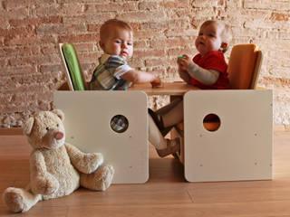 PACK DUO OSIT + BANDEJA de nuun kids design Escandinavo