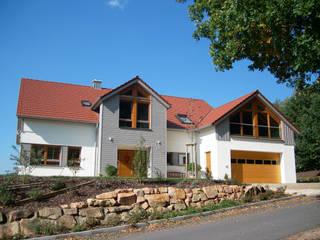 Casas rurales de herbertarchitekten Partnerschaft mbB Rural