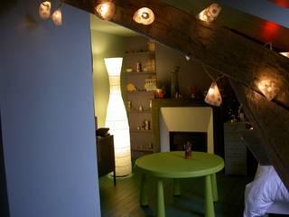 garnault オリジナルスタイルの 寝室