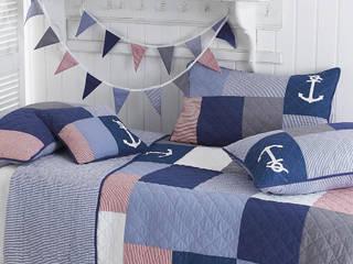 Spring Summer Bedspreads 2015: modern  by Marquis & Dawe, Modern