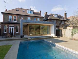 Private Residence - Putney, London Designcubed Modern houses