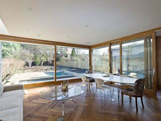 Private Residence - Putney, London Designcubed Modern kitchen