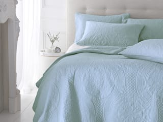 Richmond Quilted Bedspread:   by Marquis & Dawe