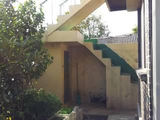 해밀건축사사무소 بلكونة أو شرفة