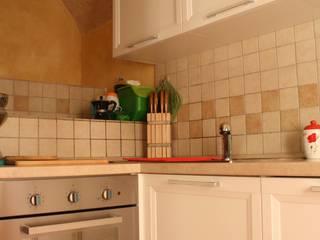 Abitazione S.C.: Cucina in stile  di STUDIO 360 - Studio Tecnico di Ingegneria e Architettura