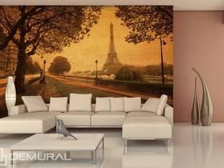 Streets of Paris de Demural Moderno