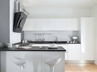 Minimalistische keukens van SANSON ARCHITETTI Minimalistisch