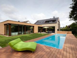 Wohnen an der Berkel Hermann Josef Steverding Architekt Moderne Häuser